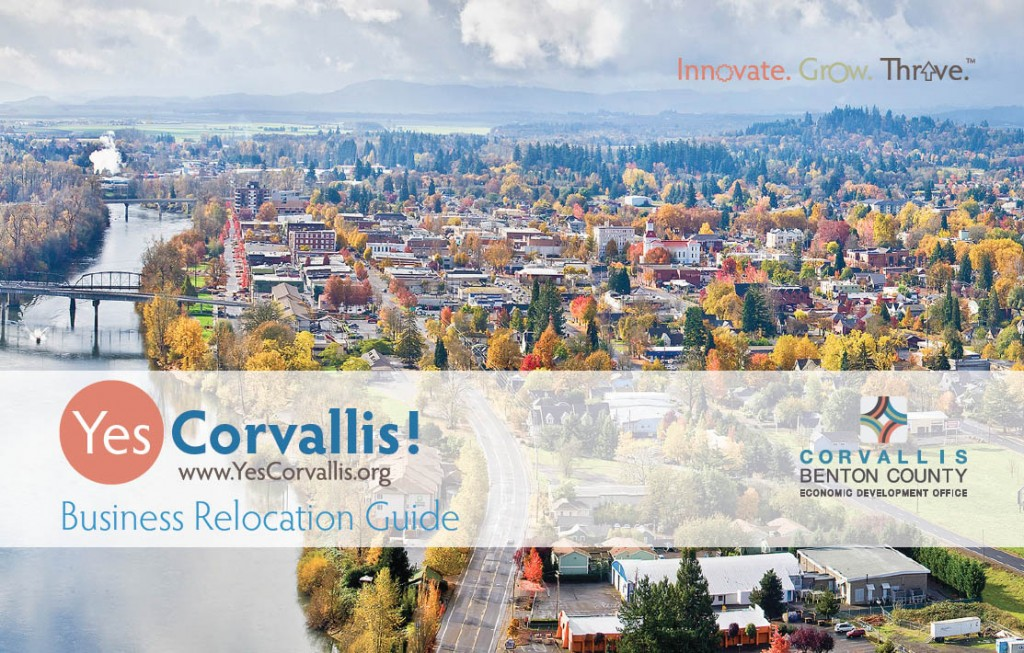Relocating to Corvallis Business Guide