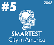 Smartest City in America 2008