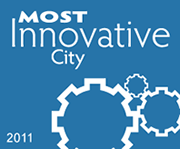 Most Innovative City 2011