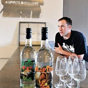 4 Spirits Distillery Bourbon Awarded the Platinum medal at 2013 SIP