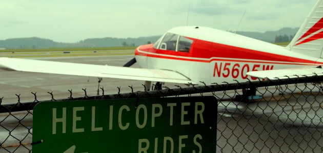 October is Oregon's Aviation Appreciation Month
