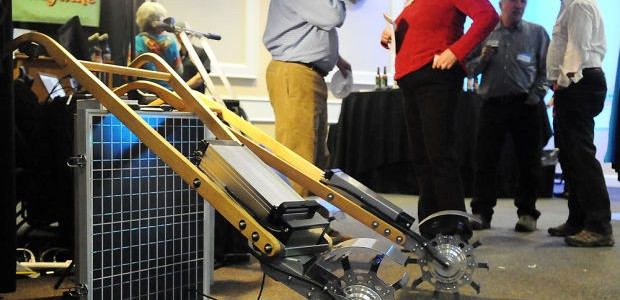 Start-ups and Traded Sector Show Off Creativity at WiN Expo 2013