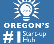 Oregon # 1 start up hub