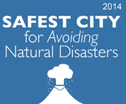Safest City for Avoiding Disasters