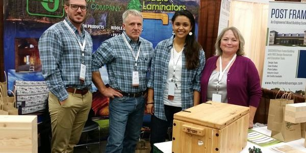 Cross-Laminated Timbers Could Revolutionize Oregon's Wood Products Industry