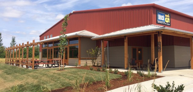 Block 15 Brewery Opens New Facility