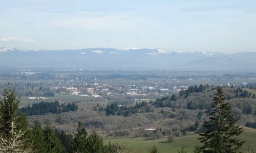 Corvallis #5 Best College Town in America