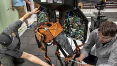 OSU To Be Founding Partner in National Robotics Initiative