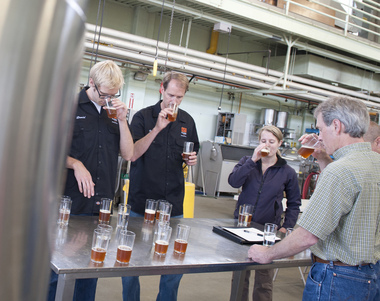 Oregon State University in Corvallis, Oregon fermentation program