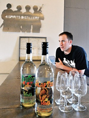 4 spirits distillery yes corvallis oregon sip awards