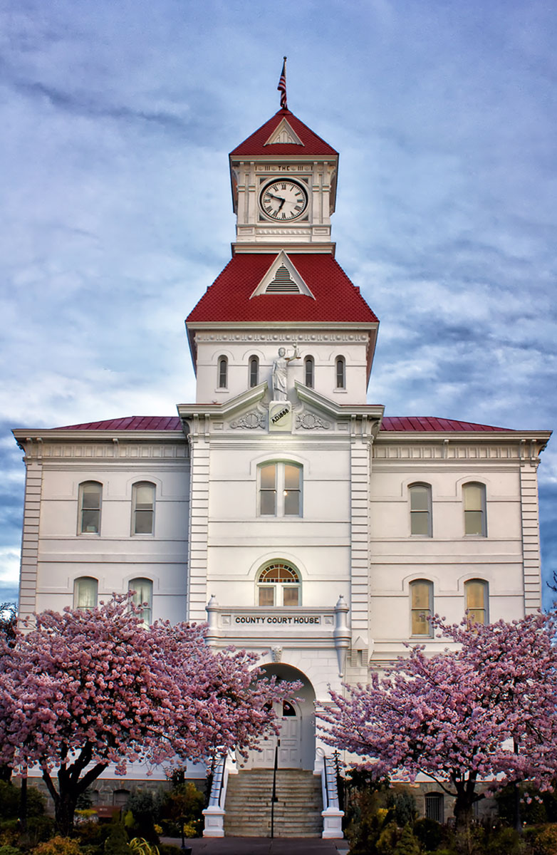 Spring Courthouse