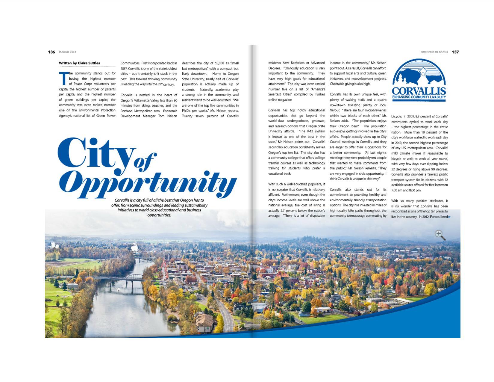 Business In Focus mag