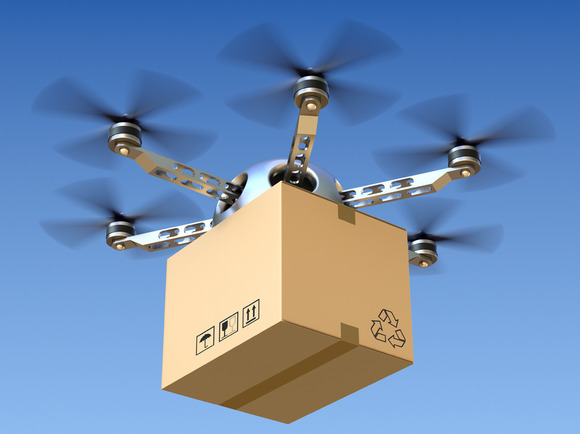 Like Amazon, Other Firms Want Permission to Fly Drones