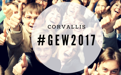 Global Entrepreneurship Week – Corvallis: #GEW2017