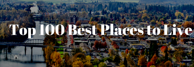 Corvallis Voted Top 100 Places to Live