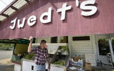 Twedt's Life in Farming